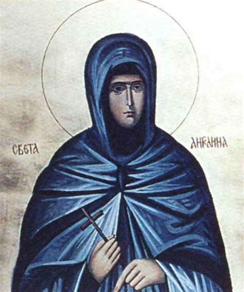 St Angelie st of serbia