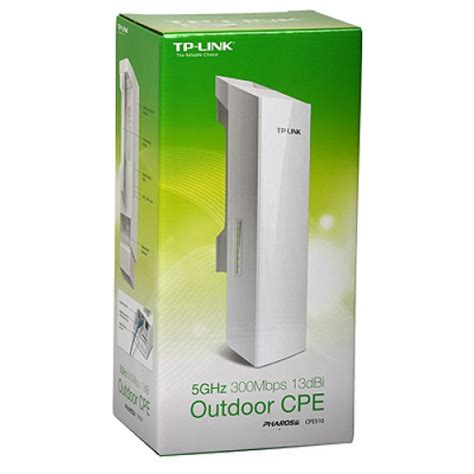 Access Point Outdoor Cpe220 Tplink tp link cpe510 5ghz 300mbps 13dbi outdoor cpe