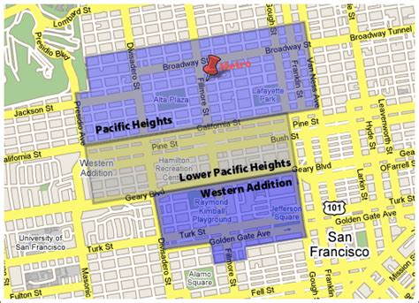 san francisco map pacific heights socketsite the and tumble inner city of pacific