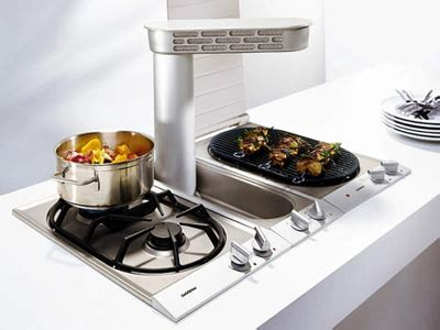 pop up vent for gas cooktop gaggenau modular cooktop with pop up downdraft ventilation