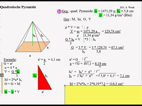 was ist die höhe einer küchentheke quadratische pyramide 4 aufgaben mit l 246 sungen