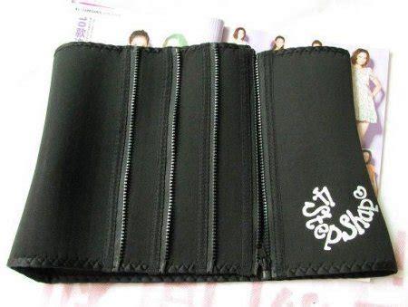 Korset 4 Step Shaper Japan Infra Limited 4 step shape slimming belt korset 4 step pelangsing tubuh