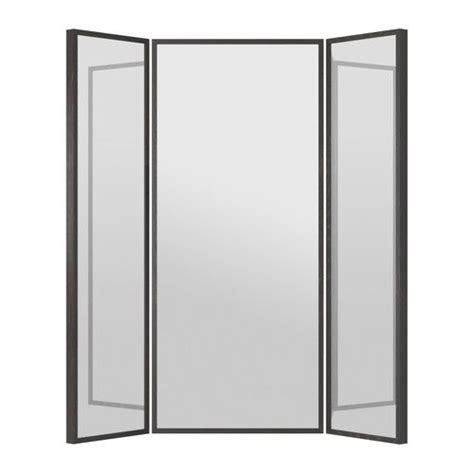 3 way mirror cabinet stave mirror ikea 3 way full body mirror only 130 great