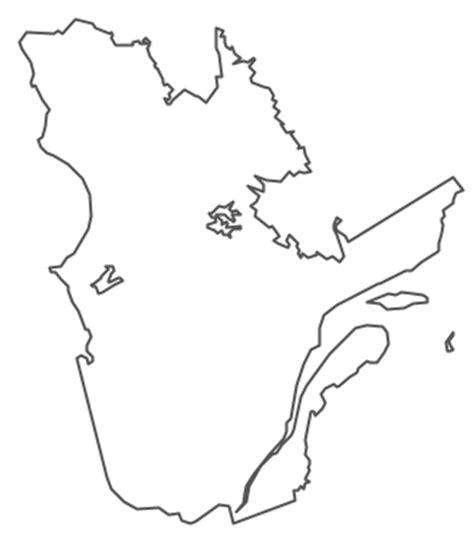 geo map canada quebec