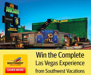 Southwest Airlines Las Vegas Giveaway - sweeps round up archives queen bee coupons