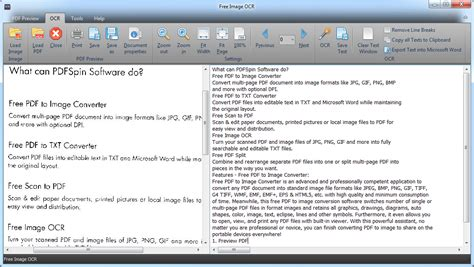free full version ocr software download free free image ocr by pdfspin v 7 3 6 software