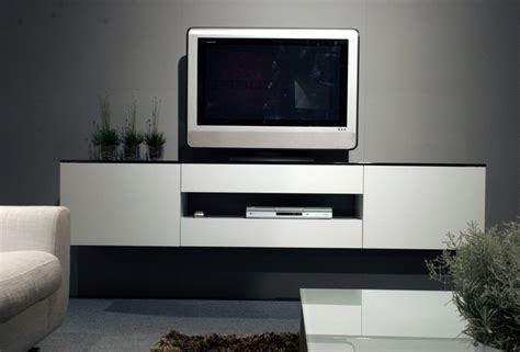 Superbe Meuble Tv Blanc Laque Fly #5: ambiance-meuble-tv-niche-karat.large.jpg