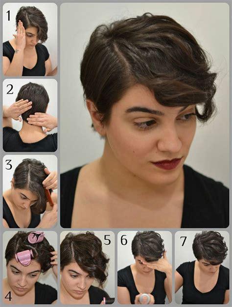 peinados pelo corto mujer paso a paso los mejores peinados para pelo corto mujer f 225 ciles 174
