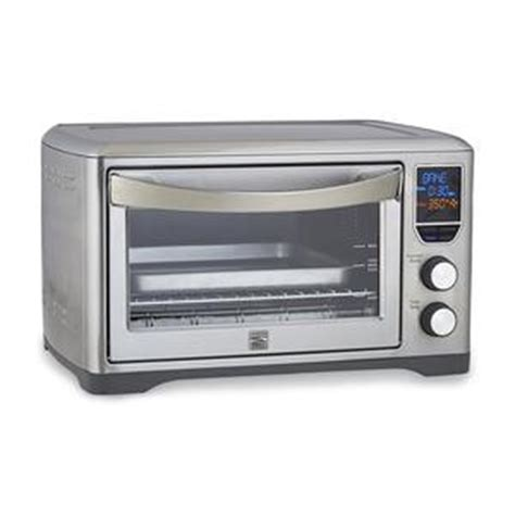 Convection Oven Countertop Reviews by Kenmore Elite Digital Countertop Convection Oven 125099