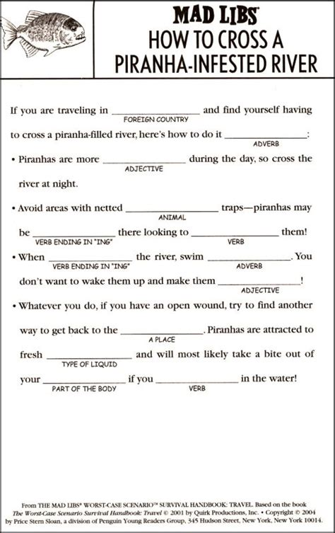mad libs template 8 best images of blank printable mad libs blank