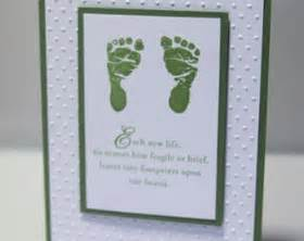 footprints baby sympathy card loss of child thinking of you card infant sympathy greeting card