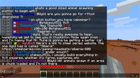Twitch Giveaway Addon - twitch integration addons minecraft mods curse