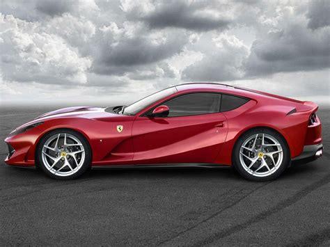New Ferrari by New Ferrari 812 Superfast