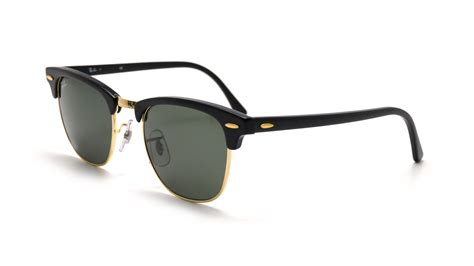 Terlaris Sunglasses Rayban Clubmaster Rb3016 ban clubmaster black rb3016 w0365 49 21 visiofactory