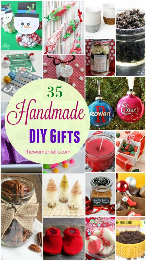 top 25 ideas about homemade gifts on pinterest gifts