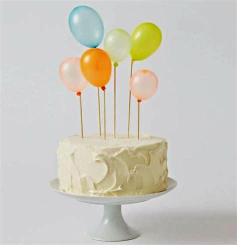 decorar pasteles diez sencillas y originales ideas para decorar tus tartas