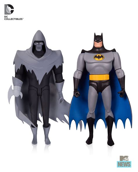 Teh Pucuk Dus dc collectibles animated series batmobile and new figures