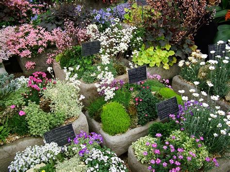 Top 28 Country Flower Gardens Beautiful Beds Cottage Country Flower Gardens