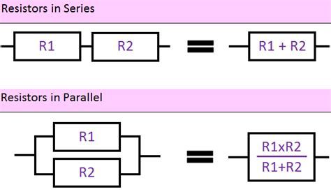 calculate resistors series resistor in series and parallel 101 computing