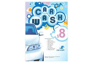 Car Wash Template by Car Wash Print Template Pack From Serif