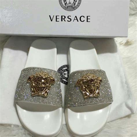 105 best versace versace versace images on pinterest versace slides authentic authentic don t ask versace shoes