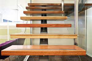 Stairs Without Stringers by Mono Stringer Stairs