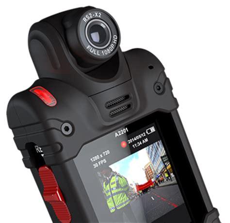 rs2 x2 body worn camera | reveal