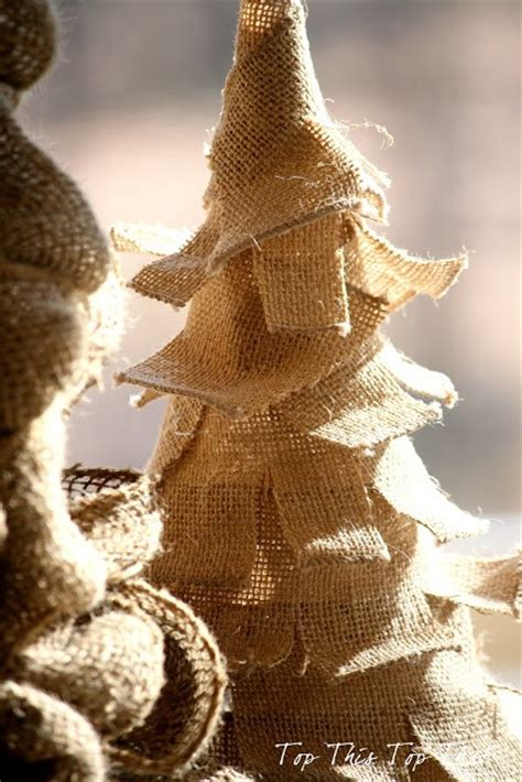 simple burlap tutorials u create