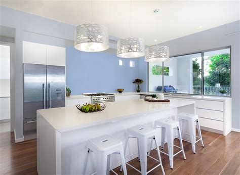 cinnabar kitchen kitchen colours rooms by colour cil ca roslyn s perriwinkle blue kitchen kitchen colours