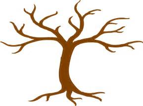 brown tree bare clip at clker vector clip royalty free domain