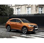 Citroen DS7 Crossback 2018  La Deuxi&232me G&233n&233ration De