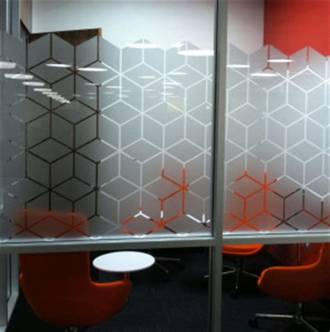 pattern energy san diego office custom window frosting adds style personality eco tint