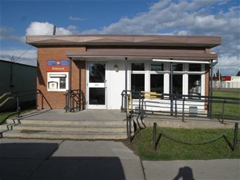 Wildwood Post Office by Wildwood T0e 2m0 Wildwood Alberta Canada Post Offices