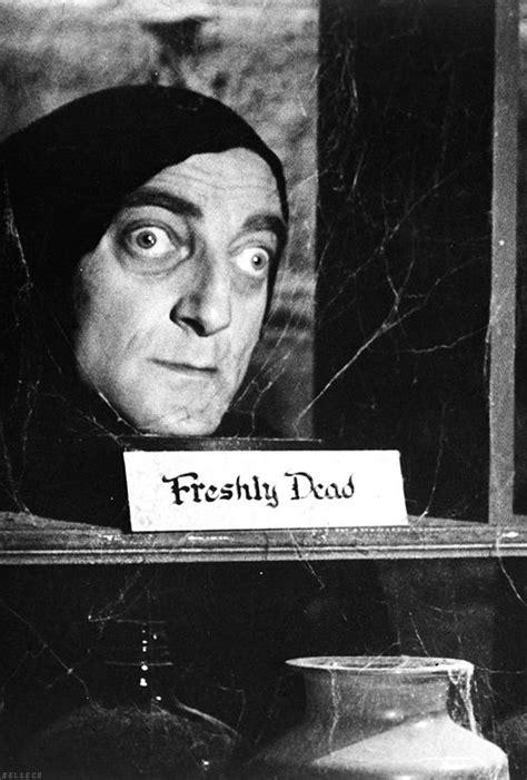 Marty Feldman Kia Frankenstein Marty Feldman Cult Stories
