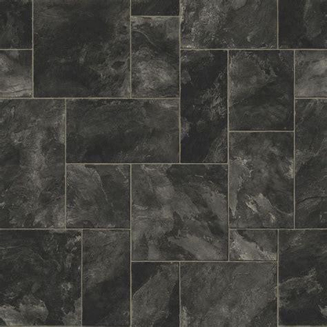 Octavina Black Vinyl 6m²   Vinyls, Bathroom and Slate
