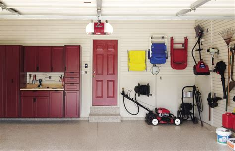 Garage Cabinets On A Budget Organizing Your Garage On A Budget Garage Cabinets