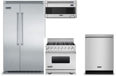 viking kitchen appliance packages viking vireradwmw17 viking 4 kitchen appliances