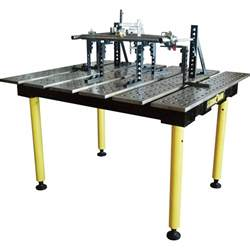 strong welding table free shipping strong tools buildpro modular welding table model tma54738 welding
