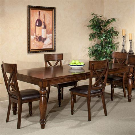 7pc Dining Room Sets by Intercon Kingston 7pc Dining Room Wayside Furniture