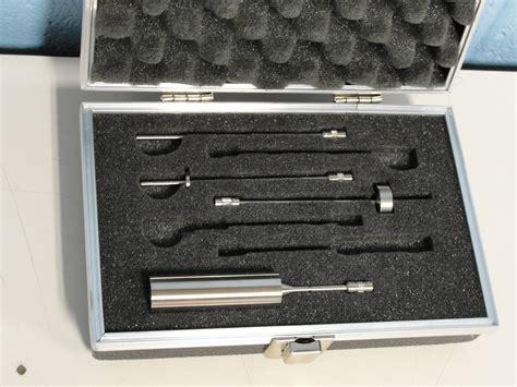 Lv Set refurbished brookfield lv standard spindle set