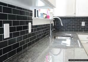Tumbled Slate Backsplash - black slate backsplash tile new caledonia granite