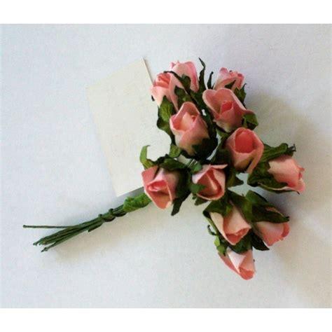 boccioli di fiori fiori boccioli rosa per bomboniere
