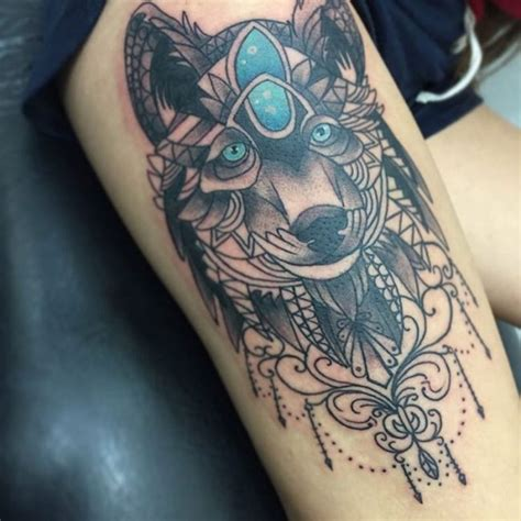 amazing wolf tattoo designs 30 mandala wolf tattoos designs collection