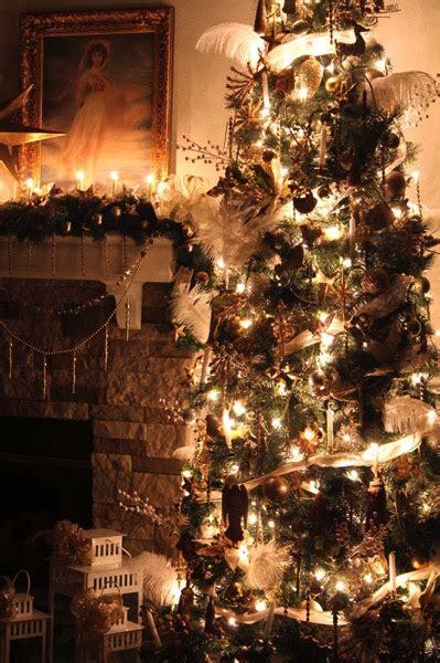victorian gold tree  nightjpg