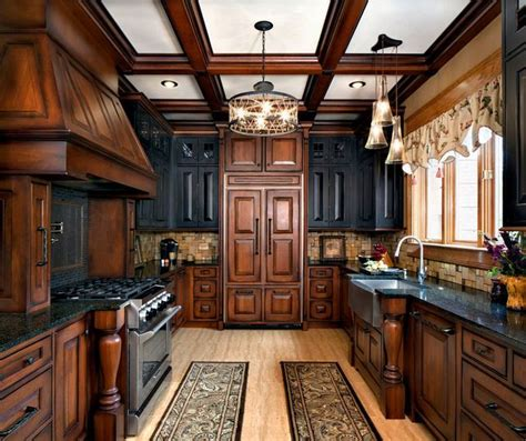 two toned kitchen cabinets black 20 kitchens with stylish two tone cabinets