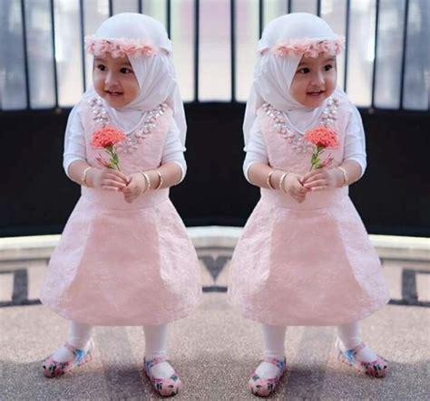 Baju Muslim Ibu Dan Anak 2 Tahun Baju Muslim Untuk Anak Balita Perempuan Yang Cantik Dan