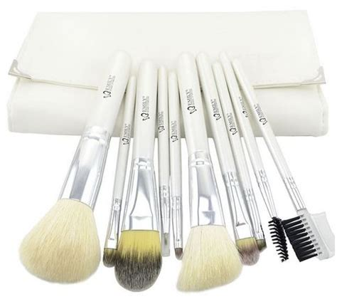 Makeup Brush Gold 3d Set Isi 10 Pcs 1000 images about make up accessories on