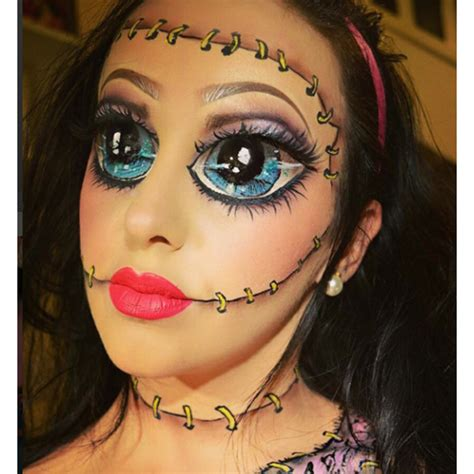 halloween themes for instagram the best halloween makeup ideas from instagram hello us