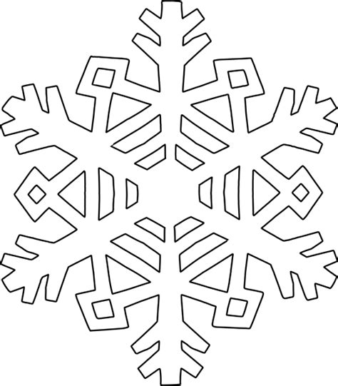 snowflake coloring pages pdf snowflake colouring pages colourful minds