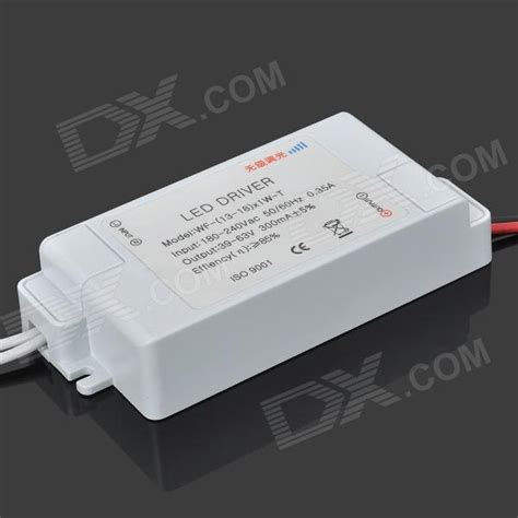 13 21 1w Led Driver L Light Constant Current Trans Murah 13 18 1w led constant current source power supply driver